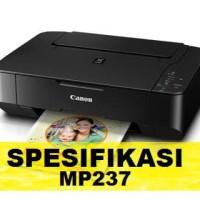 Printer Canon Pixma mp237 (SECOND)