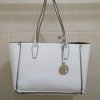 Tas Wanita Hush Puppies Original Tes White