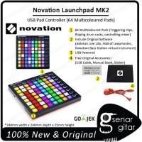 Harga novation launchpad mk2 64 pad launch pad rgb mk 2 midi   antitipu.com