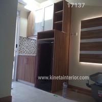 Room set apartment furniture hpl