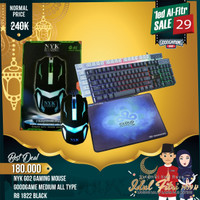 Ied Al-Fitr Sale 29 : G02 + GG Medium + R8 1822