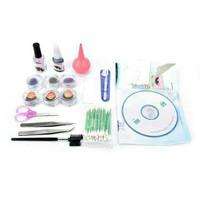 Eyelash extension kit / alat sambung bulu mata tanpa tas
