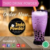 Bubuk Minuman rasa Taro 1 Kg / Taro powder 1 Kg / Bubuk Minuman Taro 1