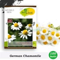Benih-Bibit Herba German Chamomile (Haira Seed)