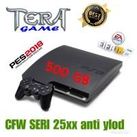 PS3 SLIM 500GB CFW 4.81