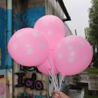 Harga Balon Latex Polkadot Travelbon.com