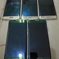 Samsung S6 Edge Docomo 64gb Second Fullset