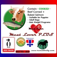 PROMO PAKET - GOLD RAW FOOD-MEATLOVER/DOG FOOD/CAT FOOD/RAW FOOD