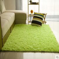 Karpet Bulu Uk 140x200x3 Cm / Karpet Keset Tikar Ruang Tamu Permadani