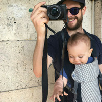 Beco Gemini 4-in-1 Baby Carrier Cool Navy