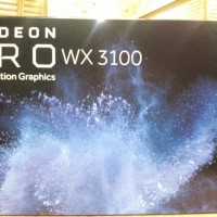 AMD Radeon Pro WX 3100 100-505999 PCI-Express x16 Workstation VGA