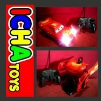 RC Tobot the cars Mcqueen Murah