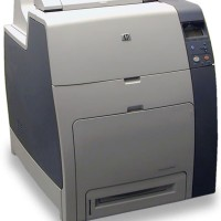 Printer Laser Warna - Hp Color Laserjet 4700N - Normal lancar jaya