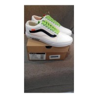 Sepatu VANS Old Skool OffWhite Custom - Original Import