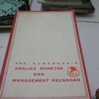 Harga original analisa komoditi dan management emen | WIKIPRICE INDONESIA