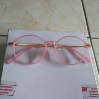 Jual Kacamata Bulat Korea Model Terbaru - Harga Terbaik  6f293b2593