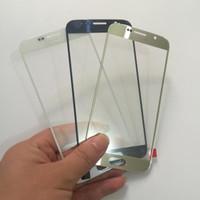 Samsung S6 G920 Gorilla Glass - Kaca LCD - Outer Glass Original