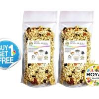 Royal Muesli 500 Gr (Buy 1 Get 1)
