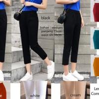 Celana Midi Comfort Pants