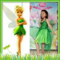 Dress Tinkerbell/gaun ulang tahun