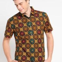 Kemeja Batik Pria - Limas Batik Printing - branded arthesian