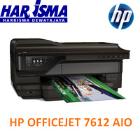 HP OfficeJet 7612 Wide Format e-All-in-One Color Printer