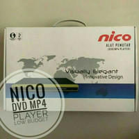 dvd Niko player mp4