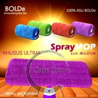 REFILL SPRAY MOP BOLDE ULTIMA ORIGINAL 100%