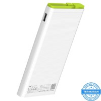 Hame X2 Power Bank 2 Port USB 10000mAh