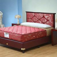 Guhdo Spring Bed New Prima/Tempat Tidur Hanya kasur/Mattres 120x200