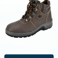 Sepatu King SaFety terbaru bata Darwin brown