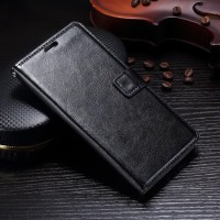 Case Vivo Y65 casing hp kulit leather dompet retro FLIP COVER WALLET