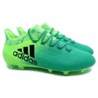 Sepatu Bola Adidas X 16.1 Fg - Green Black a699254842