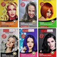 CULTUSIA Hair Color Colour Cream Pewarna Cat Rambut AMMONIA FREE