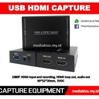 USB3 HDMI HD Video Capture