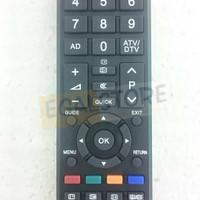 Remote Multi TV LCD LED untuk Toshiba