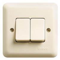 Saklar inbow 2 switch Broco New Gee 6622U