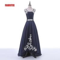 FADISTEE Baru kedatangan renda gaun pesta gaun malam elegan Vestido de