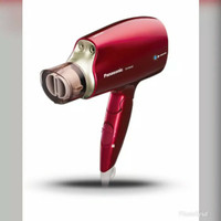 Hair dryer nanotec panasonic