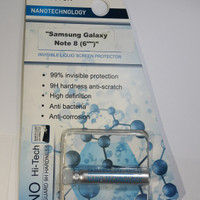 9h nano liquid screen guard Samsung Galaxy Note 8 (6