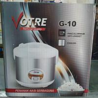 Magic com/ Rice cooker VOTRE 1,2 liter (G-10) termurah