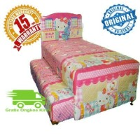 Multibed 2in1 Kasur Springbed Ranjang Tempat Tidur Big Dream Bigland