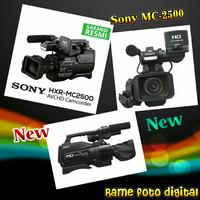 Jual Handycam Sony HXR-MC 2500 AVCHD Profesional Camcorder Resmi dan Murah Murah