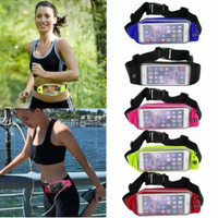 Waterproof Sport Waist Bag for Handphone Android for Samsung Galaxy J