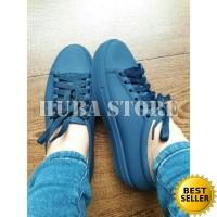 [BEST DEAL] Sepatu wanita jelly shoes kets casual cewek import