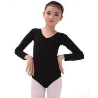 Baju Senam Balet Baju Balet Anak Leotard Tangan Panjang