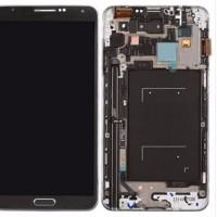 LCD TOUCHSREEEN SET FRAME SAMSUNG NOTE 3 N9000