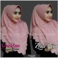 Jual Hijab Instan ZIA PEARL / Kerudung Instan / Jilbab Instan Murah
