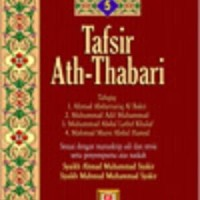 Buku Tafsir Ath-Thabari Jilid 5