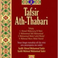 Buku Tafsir Ath-Thabari Jilid 2
